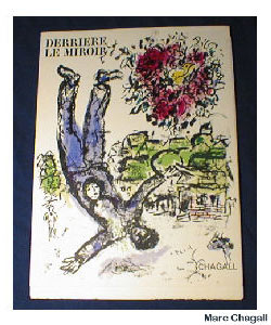 Creek side art artist 39 s collection for Chagall derriere le miroir