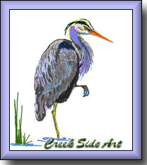 Creek Side Art logo